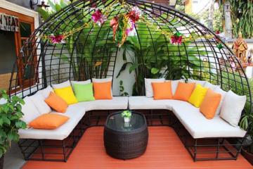 décorer son jardin: tendance 2019